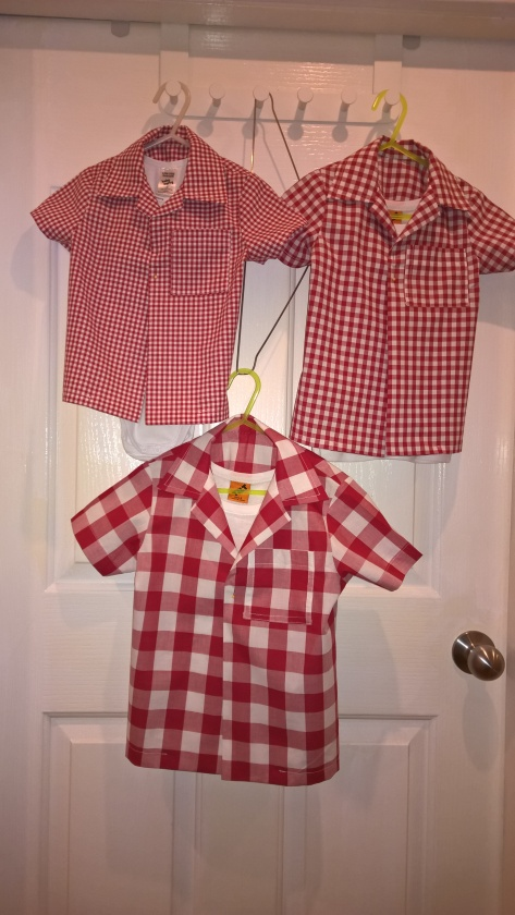 Boys Christmas Shirts